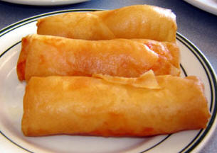 Shrimp Egg Rolls
